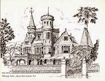 Stollmeyer Castle - Queen's Park Savannah. PoS.