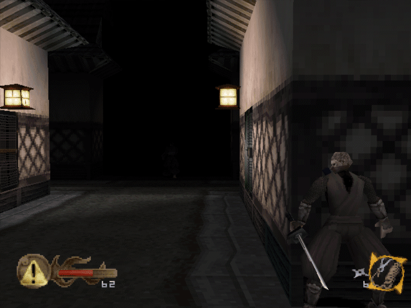 Game Tenchu 2 ISO Birth Of The Stealth Assasins