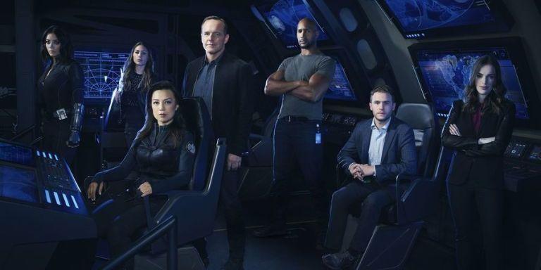 Agentes da S.H.I.E.L.D. - 5ª Temporada Torrent Imagem