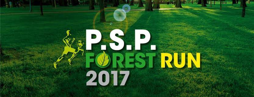 PSP Forest Run 2017