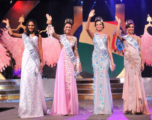 Miss Bolivia Universe Universo 2012 Alexia Laura Viruez Pictorh