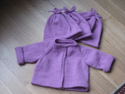 BABY CARDI--- Size 3-6 months