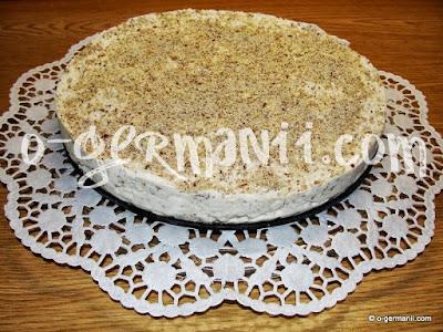 торт Грильяж