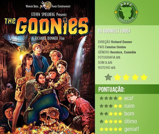 """GOONIES, """"THE GOONIES"""" (1985)"""
