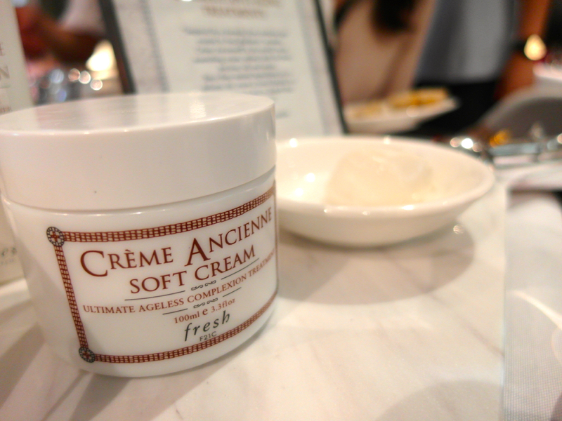 Intimate Gathering with The Fresh Founders, Lev Glazman and Alina Roytberg Creme Ancienne Soft Cream Lunarrive Singapore Lifestyle Blog