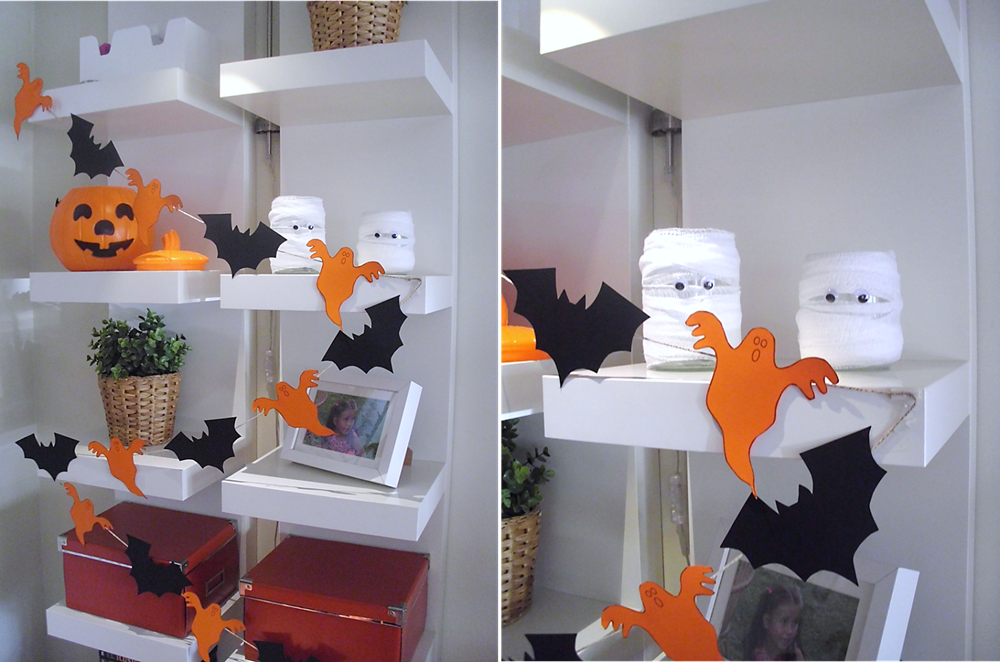 Diy Decoracion Halloween ~ diy halloween  Decorar tu casa es facilisimo com