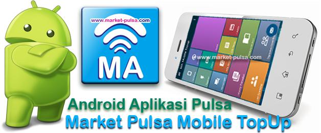 Download Aplikasi Android Market Pulsa