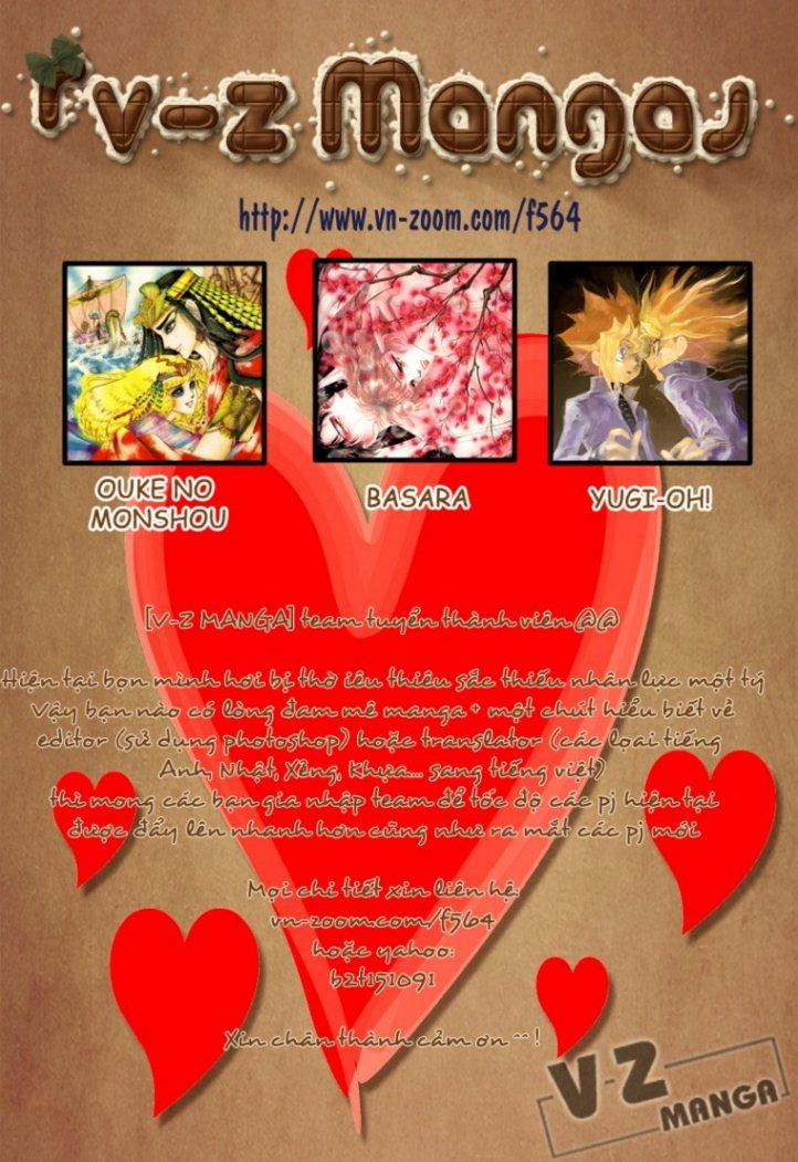 YuGi Oh – Vua Trò Chơi chap 272 Trang 21
