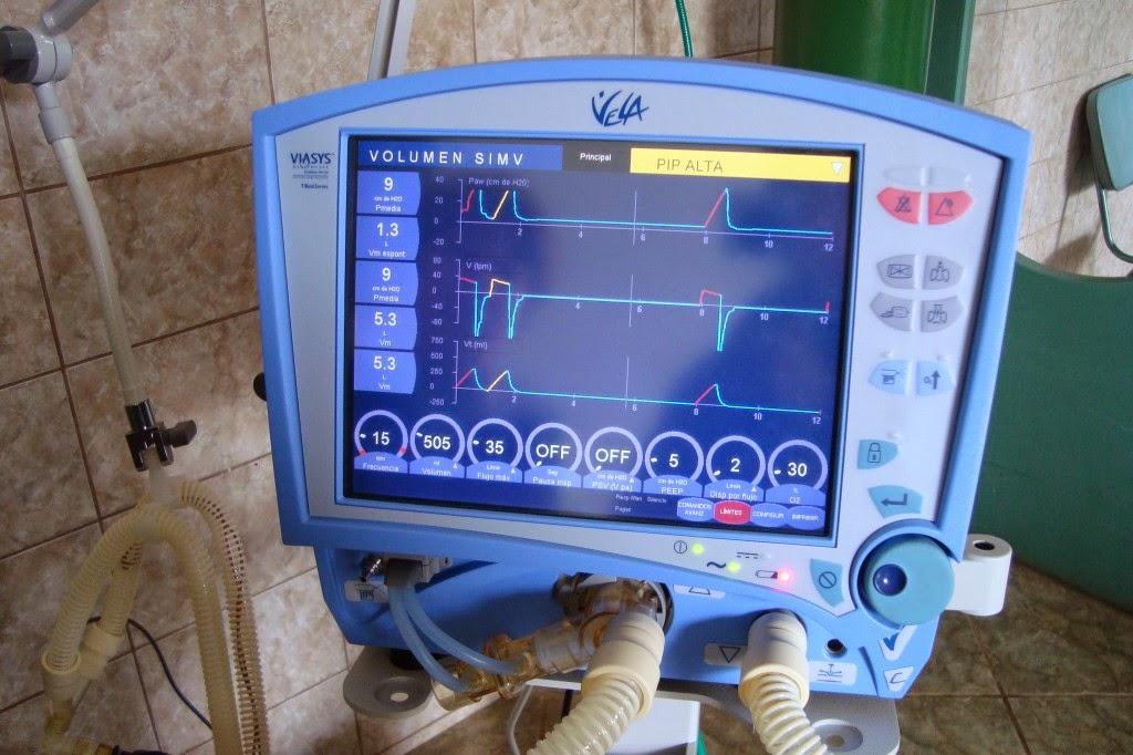 Ventilacion mecanica ventilacion mecanica - Ventilacion mecanica controlada ...