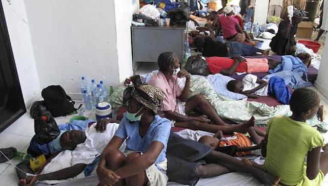 ONU EVITA CULPAR SOLDADOS POR EPIDEMIA DE CÓLERA NO HAITI