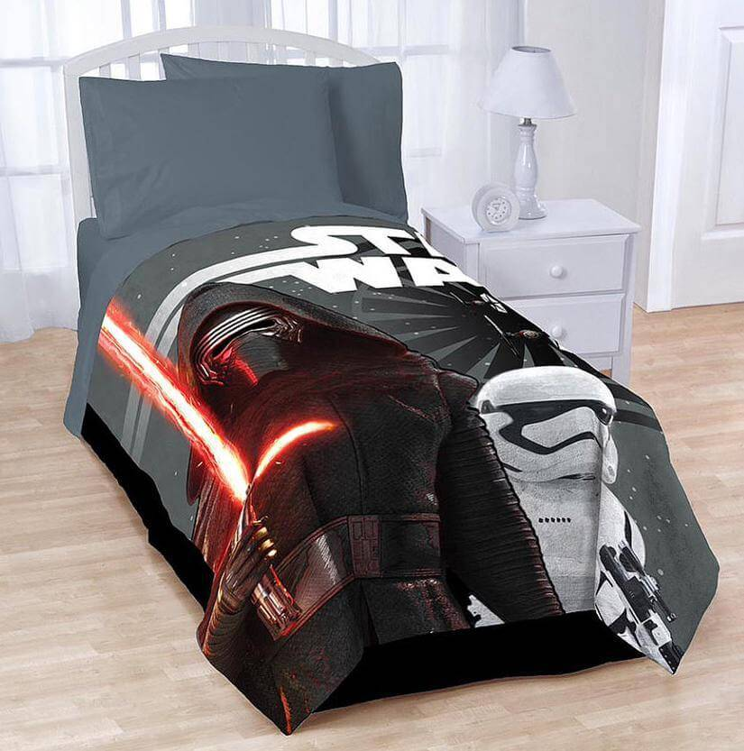 Report: The Force Awakens Bedding Revealed | The Star Wars ...