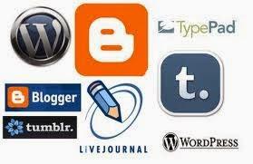 Penyedia blog gratis