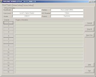Download Kingston format tool online