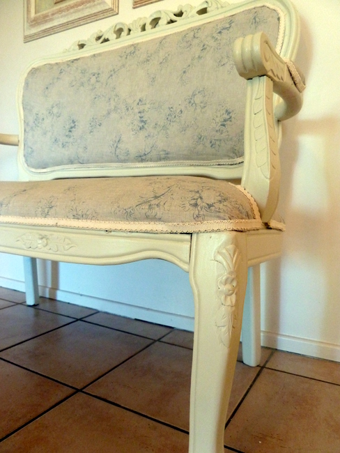 Stylish Settings In Love With My French Love Seat