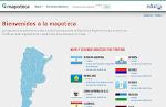 Mapoteca: la biblioteca de mapas de Educ.ar