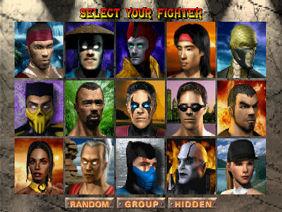 all mortal kombat characters pictures. all mortal kombat characters