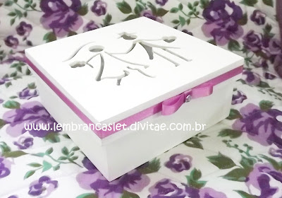 mdf, noivos, casamento, noivas, caixa forrada