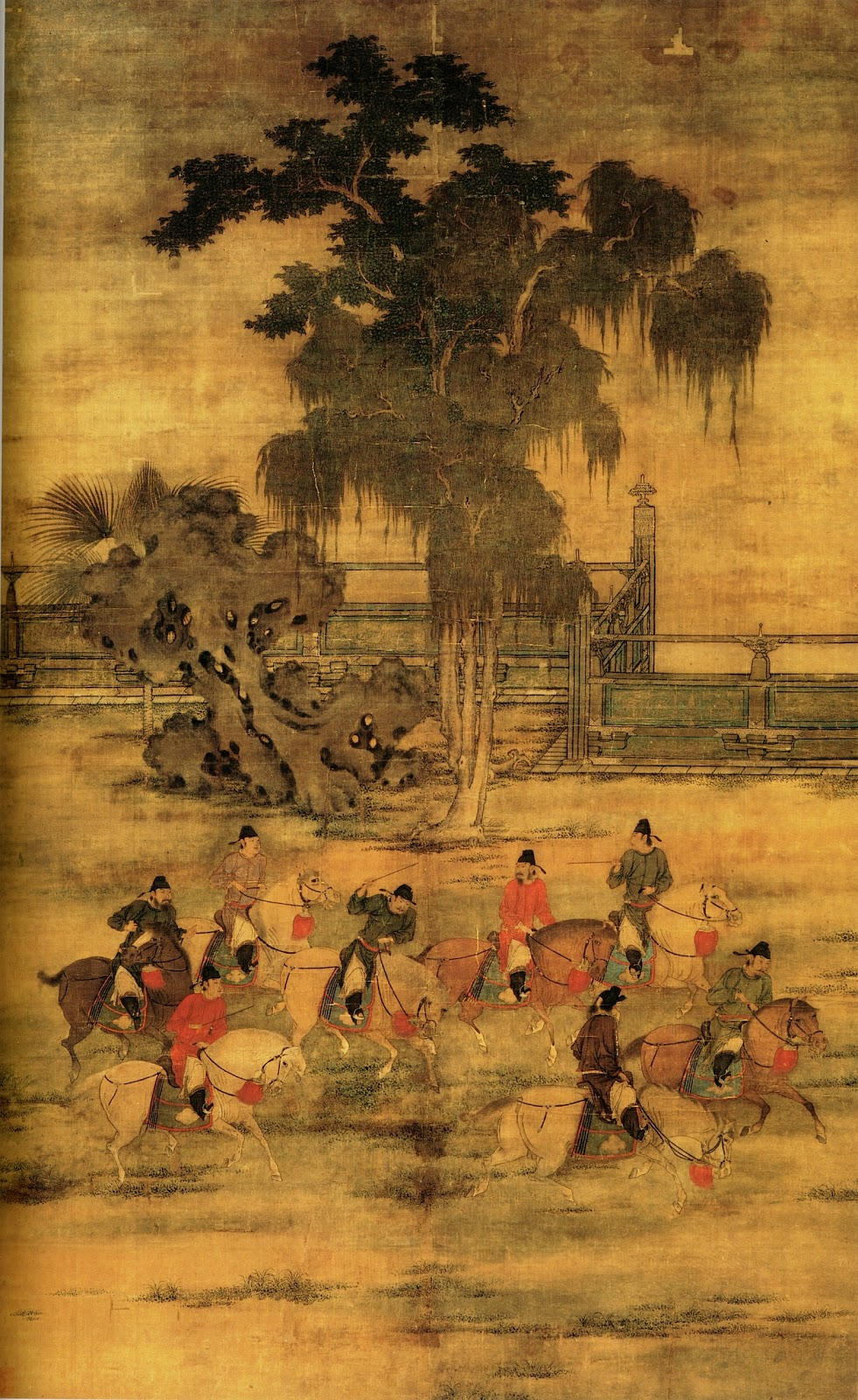 song dynasty After the collapse of the tang dynasty, china once again spiraled into chaos muslims from arabia took central asia, while nomads from the north constantly harassed.