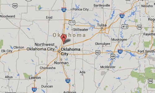 edmond_oklahoma_earthquake_epicenter_map_christmas