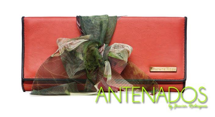 Bolsa De Mão Morena Rosa : Antenados carteira de m?o morena rosa vestido florido