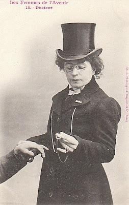 Perempuan Masa Depan, Menurut Orang-Orang Tahun 1902 www.terungkap.net