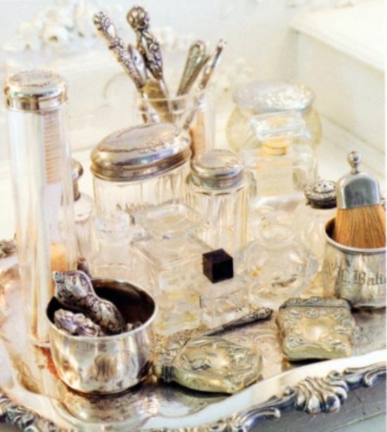 vignette design the dressing table