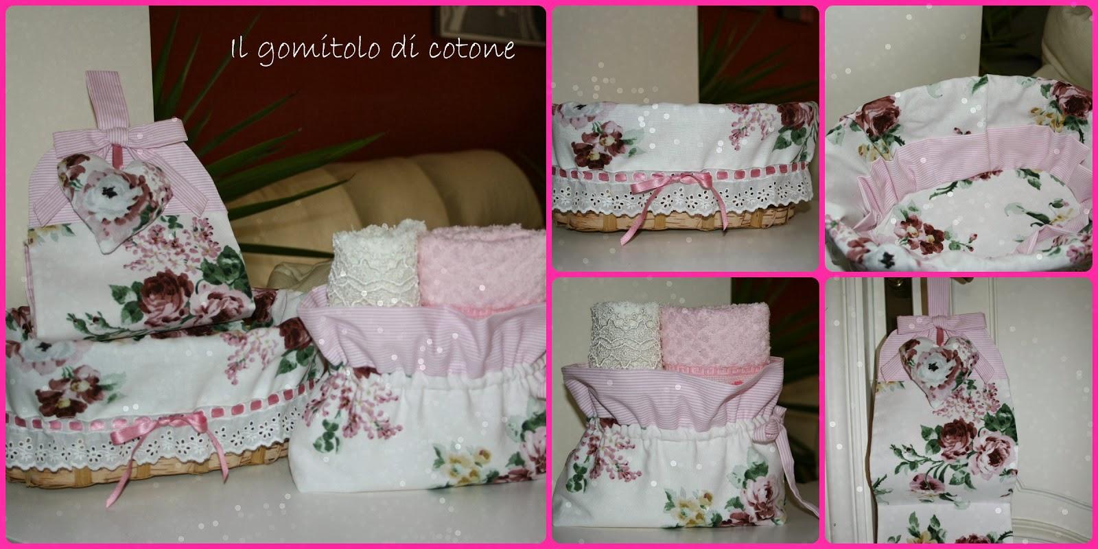 Il gomitolo di cotone novembre 2013 for Cestino bagno ikea
