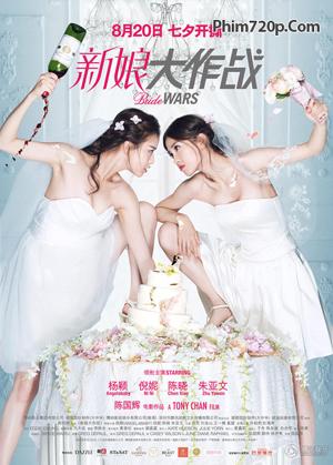 Bride Wars 2015 poster