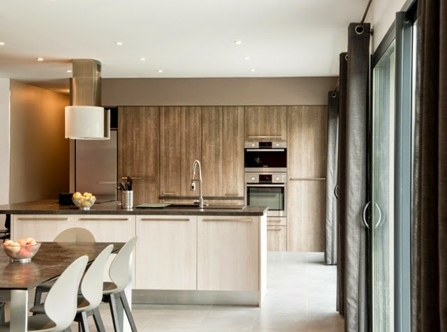 Modern Open Kitchen Design Ideas ~ Ultra modern kitchen designs and ideas for inspiration