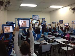 Xadrez com tecnologia - IESI