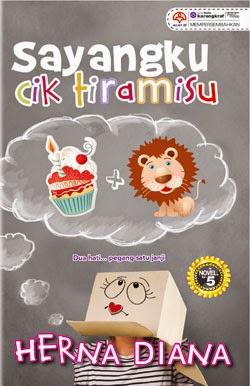 Review Novel Sayangku Cik Tiramisu