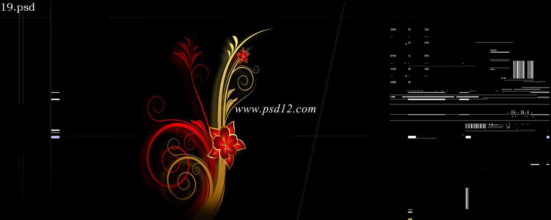 Photoshop Backgrounds: Indian Wedding Album Templates - Karizma Album