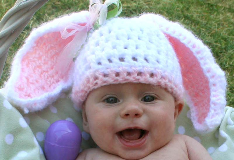 Free Crochet Pattern For Bunny Ears : Moms Eat Cold Food: I Heart Crochet