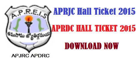 APJRC-APDRC-Hall-Tickets-2015