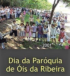 DIA DA PARÓQUIA DE SANTO ADRIÃO DE ÓIS DA RIBEIRA!