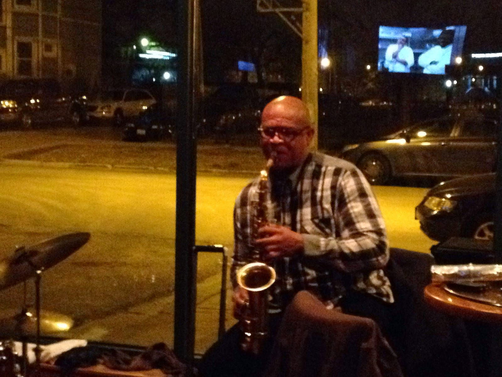 Jazz Jam with Ernest Dawkins at Normans Bistro