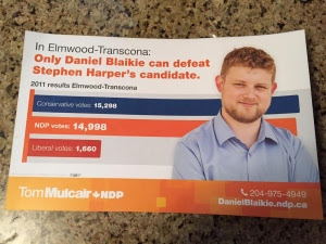 Strategic voting in Elmwood-Transcona