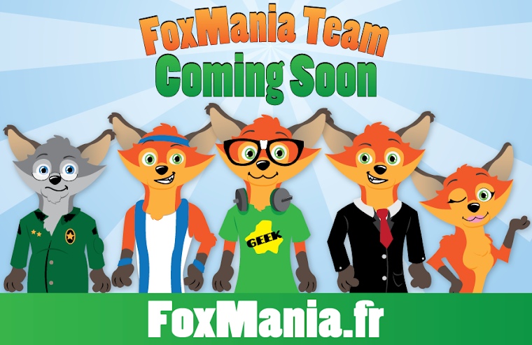 Foxmania code promo et bon de reduction
