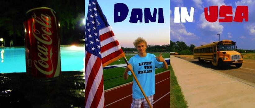 Dani in USA