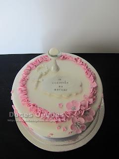 bolo comunhão bragança