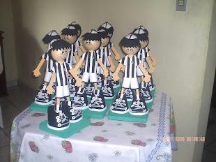 Fofuchos do Atlético Mineiro