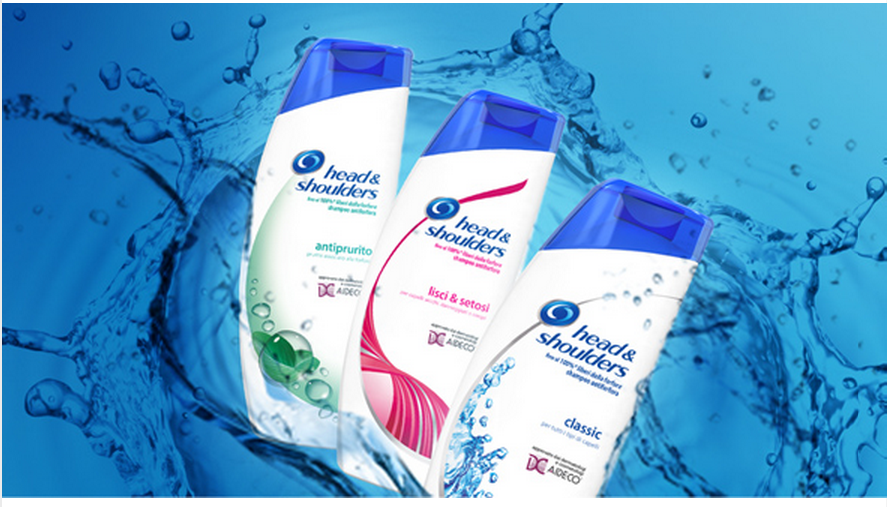 Collaborazione con Head & Shoulders
