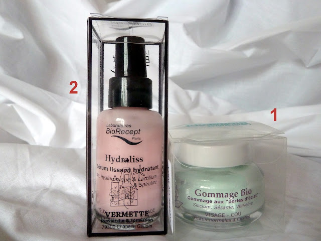 french creams biorecept exfoliate serum