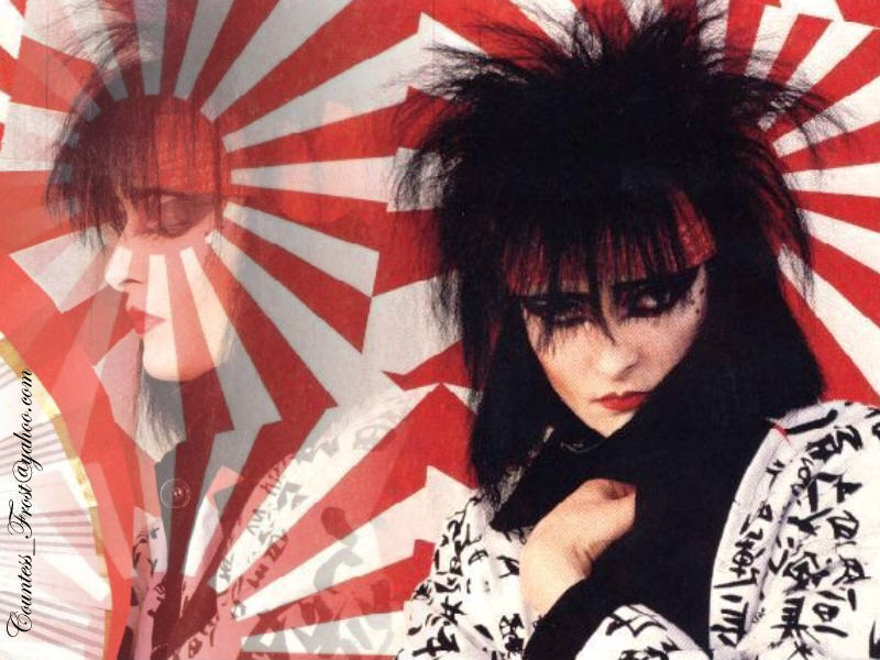 Siouxsie Sioux Lyrics Siouxsie And The Banshees Overground Lyrics Get The Music Video And Lyrics