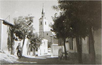 Abuelohara Leganes vista del Salvador desde Tovares