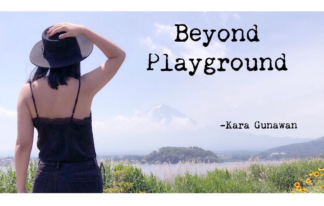 Beyond Playground
