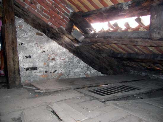 L 39 architetto risponde recupero sottotetto esistente a for Piani di casa del vecchio mondo