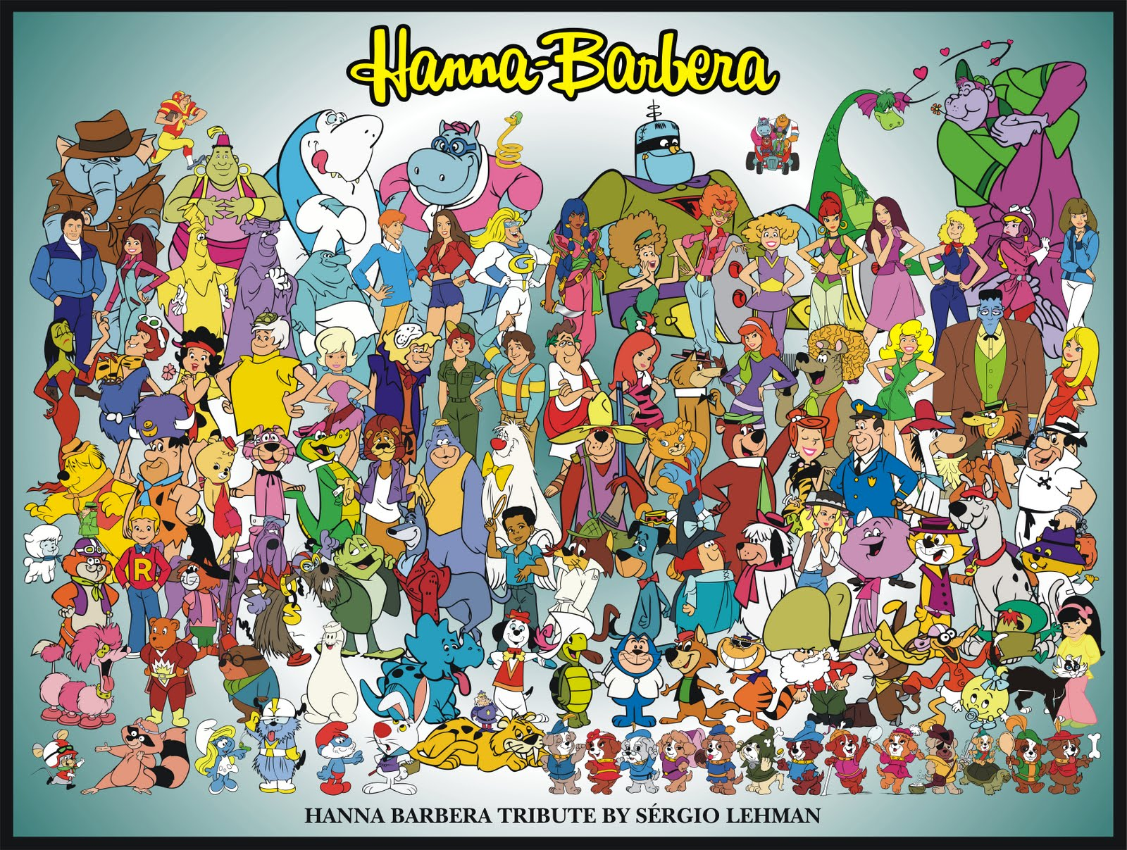 Top Five Well Known Hanna Barbera on Danny Phantom Season 2 Part 1 Dvd Images