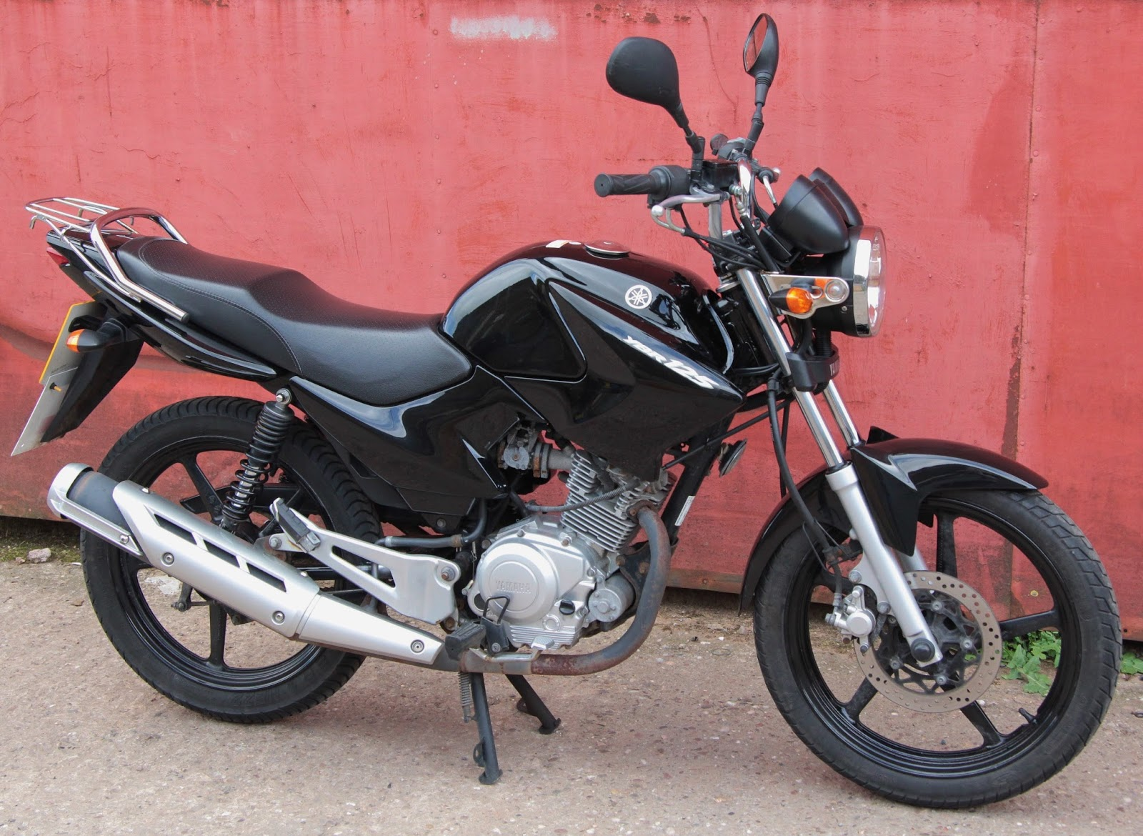yamaha ybr 125 owner blog yamaha ybr 125 for sale uk. Black Bedroom Furniture Sets. Home Design Ideas