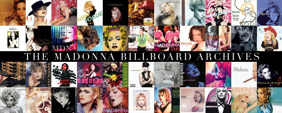 The Madonna Billboard Archives